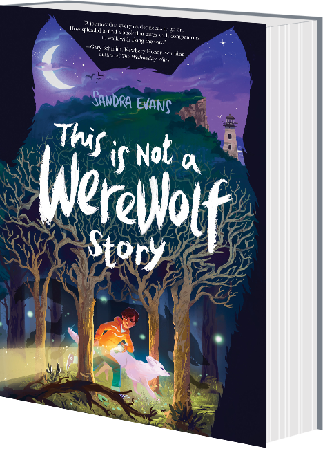This is not a werewolf story.